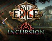 Ya podéis leer las notas del parche Path of Exile Incursion