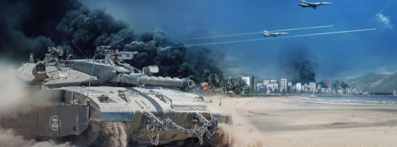 La expansión de Armored Warfare: Caribbean Crisis ya disponible en PS4