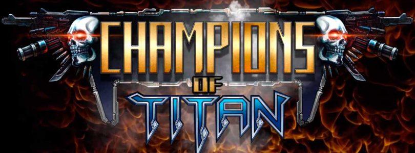 IDC/Games prepara el lanzamiento de Champions of Titan una mezcla de MMORPG y MOBA