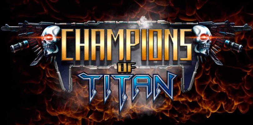 Empieza la beta de Champions of Titan que estará totalmente localizado al Español
