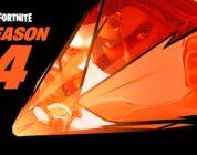 Ya está en marcha la temporada 4 de Fortnite y trae cambios para sus dos modos de juego