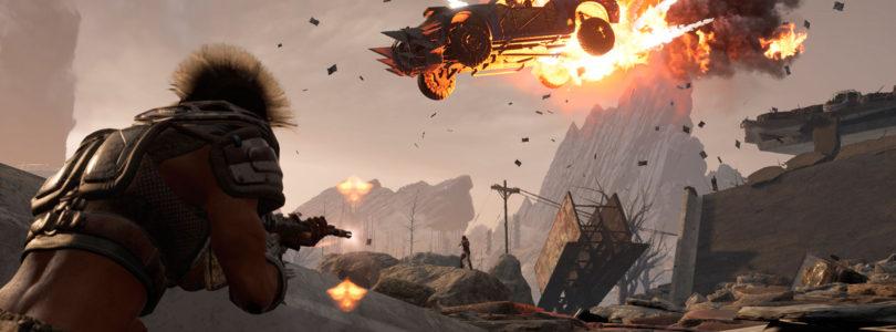 Fractured Lands es un nuevo Battle royale con la ambientación de Mad Max