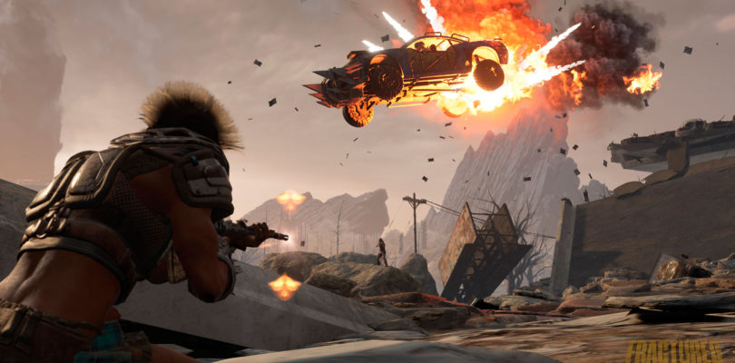 Fractured Lands es un nuevo Battle royale con la ambientación de Mad Max
