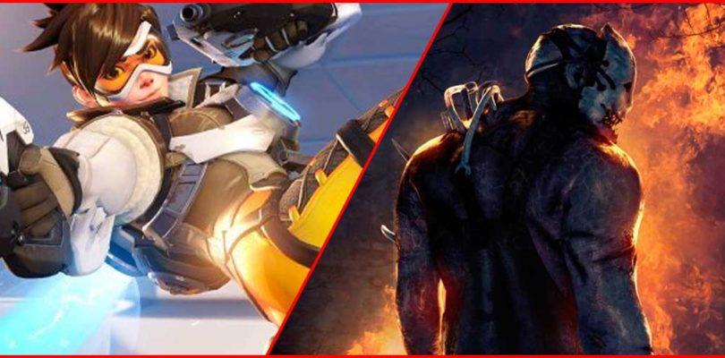 Prueba gratis este fin de semana Overwatch, Dead by Daylight, Borderlands 2 y otros muchos