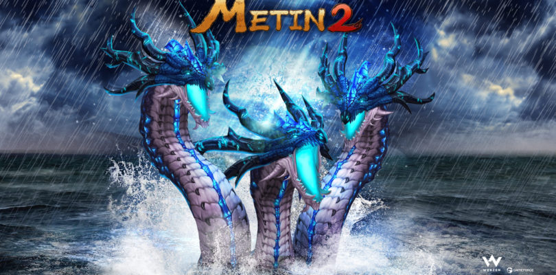 ¡Regalamos 200 packs para Metin 2!