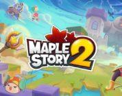 MapleStory 2 anuncia una nueva beta cerrada