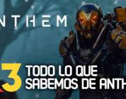 Anthem – Todo lo que sabemos: Historia, EndGame, Eventos, Clases…