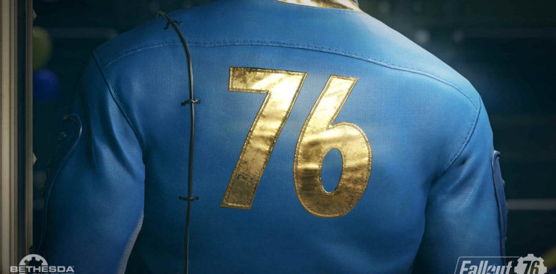 Docenas de nuevos gameplays e información sobre Fallout 76