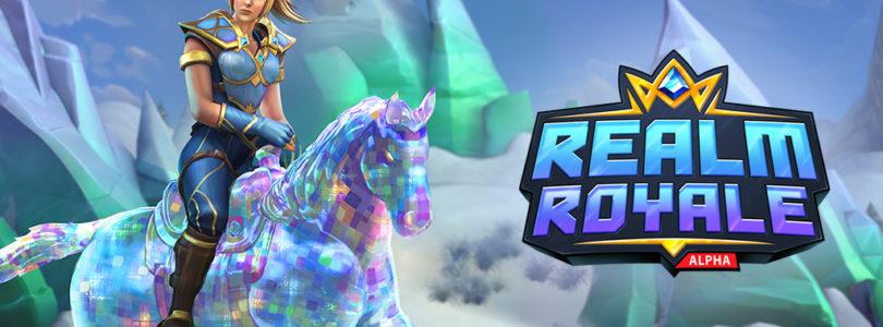 """Realm Royale anuncia 3 millones de usuarios y un pack """"alpha"""" con cosméticos"""