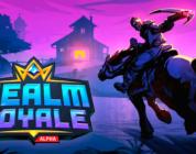 Ya en Steam para jugar gratis Realm Royale, el battle royale inspirado en Paladins