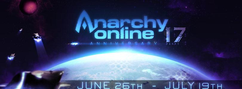 Anarchy Online celebra su 17º aniversario