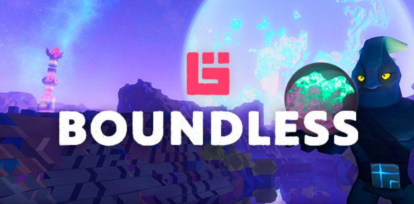 Boundless se lanza hoy oficialmente en Steam
