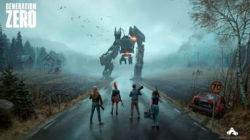 Generation Zero nos presenta su tráiler de lanzamiento lleno de robots asesinos