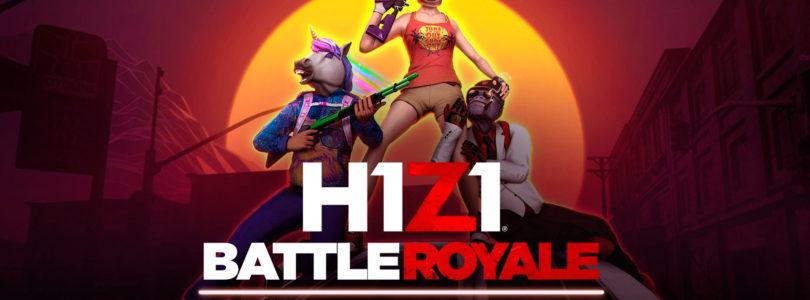 La beta abierta de H1Z1 en PS4 llega a los 10 millones de jugadores y lanza el mapa Outbreakpara PC
