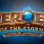 Llega el nuevo campo de batalla de Heroes of the Storm y continua el evento de WoW