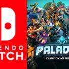 Paladins anunciado para Nintendo Switch