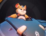Hammond llegará a Overwatch la semana que viene