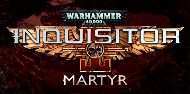 Warhammer 40,000: Inquisitor – Martyr un ARPG estilo Diablo que llega este mes a Steam