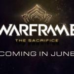 """""""El Sacrificio"""" llega esta misma semana a Warframe"""