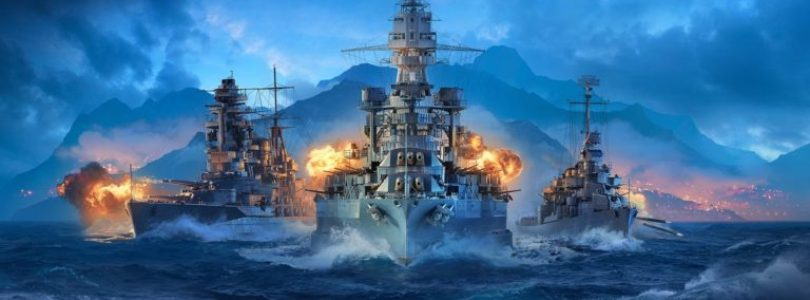 World of Warships Legends llegará a Xbox One y PS4