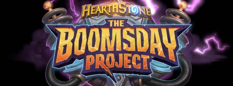 """Nuevas cartas anunciadas para la próxima expansión de Hearthstone """"El Proyecto Armagebum"""""""
