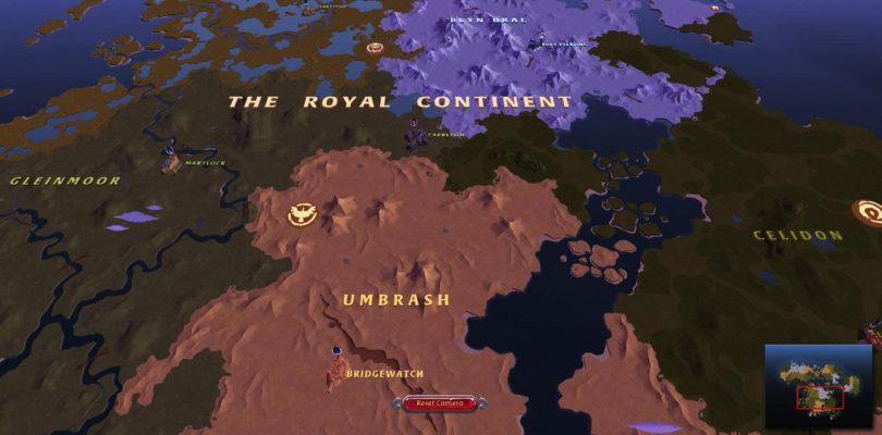 Las Guerras de Facciones llegarán a Albion Online con su actualización Merlyn