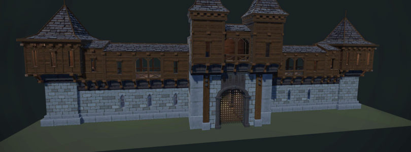 Crowfall nos enseña la creación conceptual del Wood Elf y la construcción de fortalezas