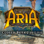 Legends of Aria da comienzo a su segunda beta cerrada