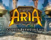 Legends of Aria da comienzo a su segunda beta cerrada