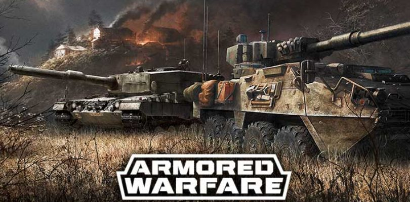 Misiones y nuevos vehículos franceses e italianos llegan con Armored Warfare – Arabian Nights Part II