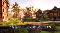 Ashes of Creation muestra el estado del MMORPG en su último directo