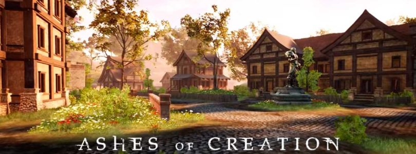 Ashes of Creation muestra el estado del MMORPG en su último directo