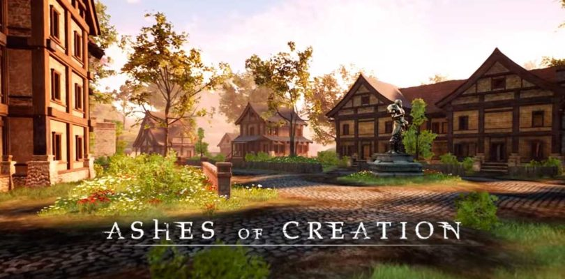Ashes of Creation muestra partes del progreso del juego en su último directo