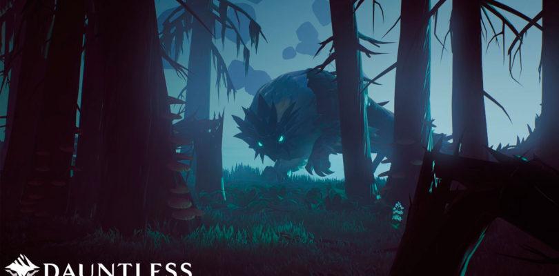 Dauntless nos adelanta los primeros detalles del nuevo Behemoth y las armas a distancia