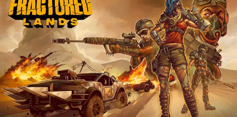 Fractured Lands – El battle royale con coches y ambientación post-apocalíptica ya está disponible en Steam