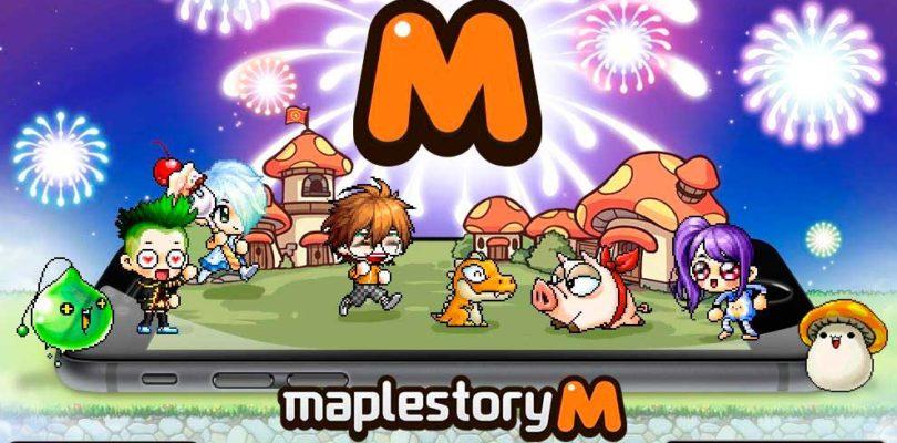 Ya podemos descargar MapleStory M para iOS y Android