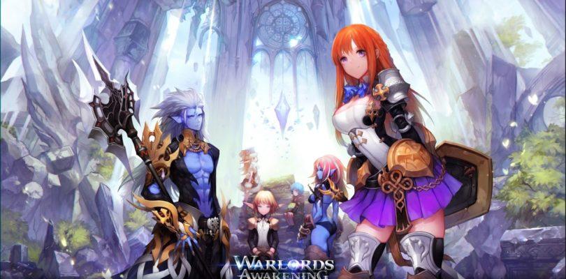 Warlords Awakening sufre un pequeño retraso y se lanzará el 2 de agosto