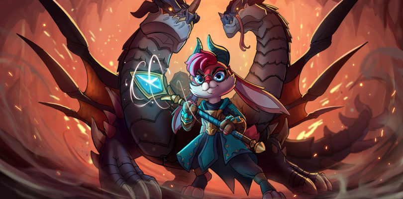 El evento El Canto del Dragón ya disponible en Paladins