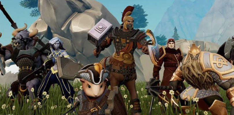 Crowfall nos habla de los Eternal Champions y Eternal Kingdoms en dos nuevos vídeos