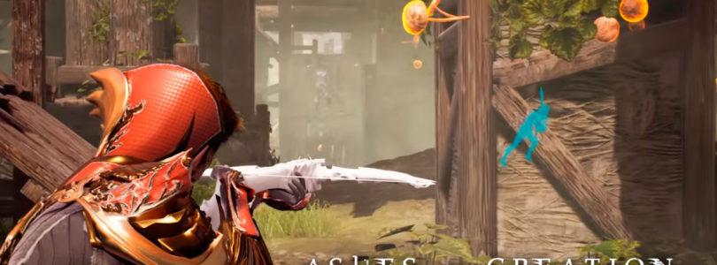 Ashes of Creation muestra el nuevo combate en los modos de Horda y Asedio