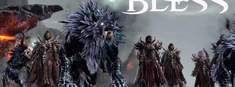 Bless Online cerrará en Steam el 9 de septiembre