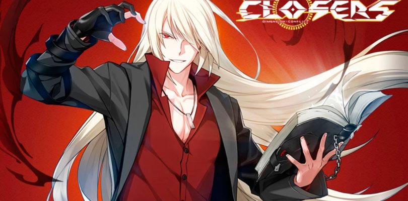 Wolfgang ya está disponible para jugarse en Closers Online