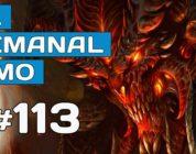 El Semanal MMo episodio 113 – Resumen de la semana en vídeo