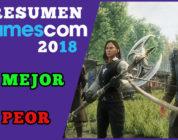 Resumen Gamescom 2018 – Lo mejor y lo peor
