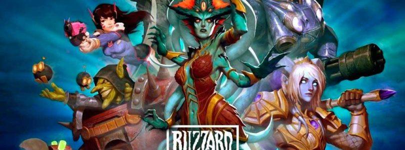 Gamescom 18 – Blizzard vuelve a la Gamescom y estas son sus novedades!