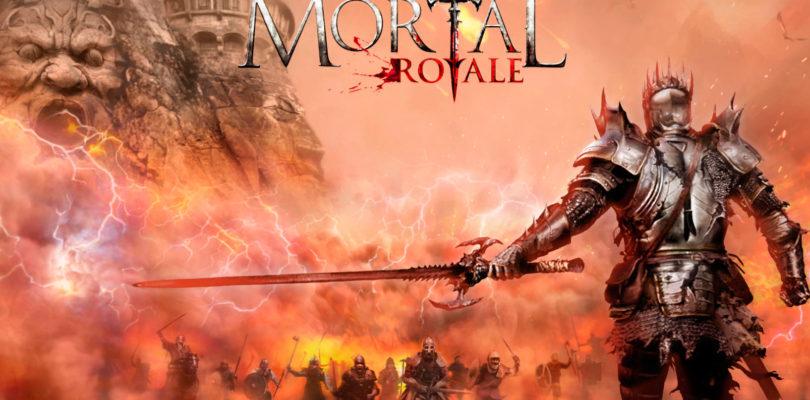 Mortal Online se apunta a tener su propio battle royale de fantasía con Mortal Royale