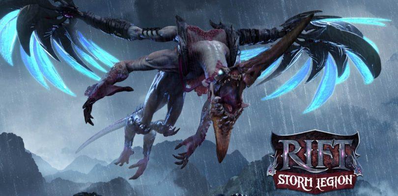 Storm Legion muy cerca de llegar a los servidores RIFT Prime