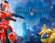Ya podéis descargar y probar el modo de juego Skyforge Battle Royale