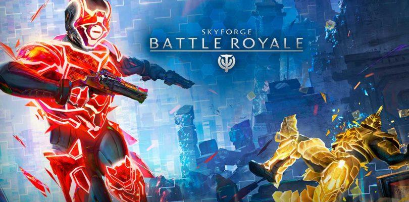 Skyforge desactiva su modo Battle Royale temporalmente