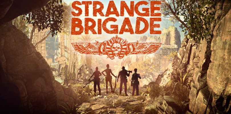 El cooperativo para 4 jugadores, Strange Brigade, ya está disponible en Steam